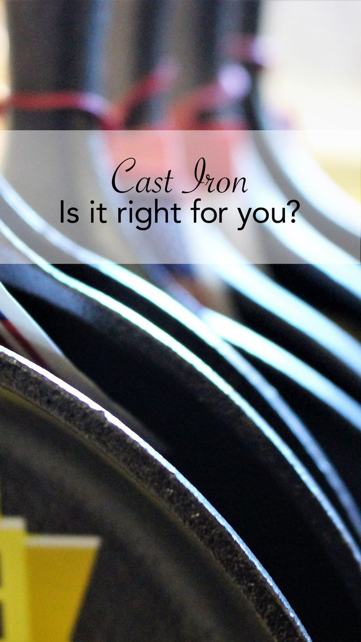 Thinking about buying cast iron frying pans? Think cast iron seasoning is too hard? What's the deal with light weight cast iron?    All this and more on the blog.