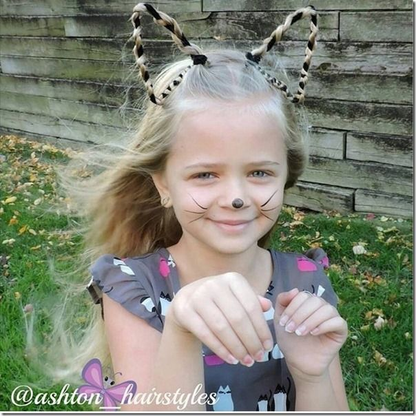 148 best halloween hairstyles images on pinterest for 101 crazy crafting ideas