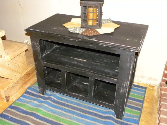 Sale 20 Off Primitive Tv Stand Small Offer By