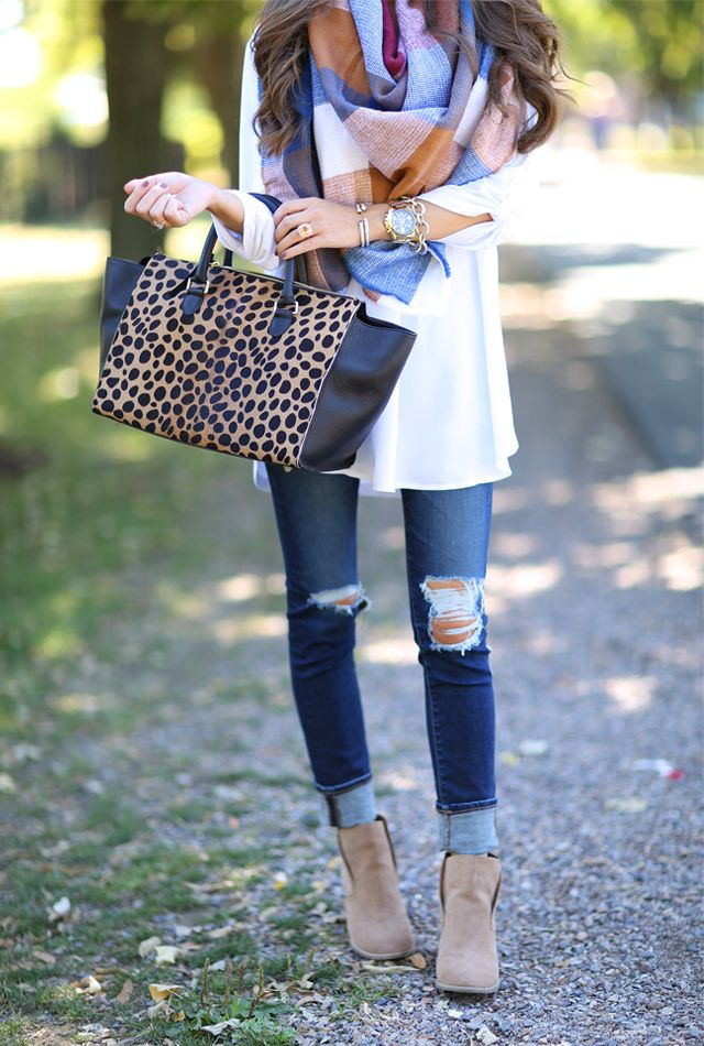 Southern Curls & Pearls: My Favorite Fall Outfit…