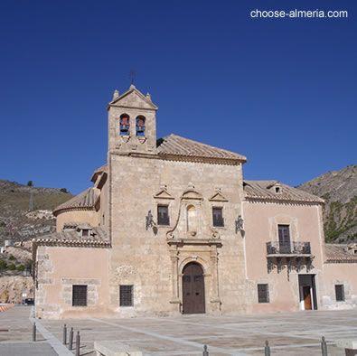 Santuario Saliente - Almanzora - Almeria