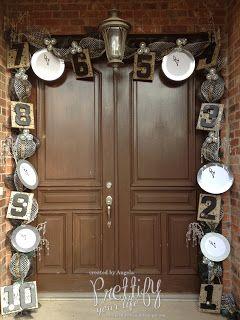 Prettify Your Life: Episode 74: Happy New Year Door!