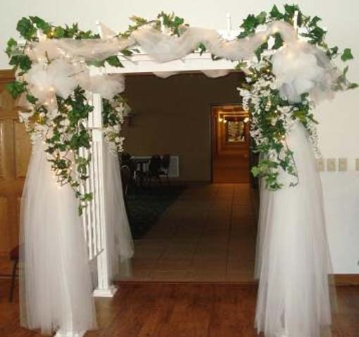 Wedding Arch Decoration Tips: 1000+ Ideas About Indoor Wedding Arches On Pinterest