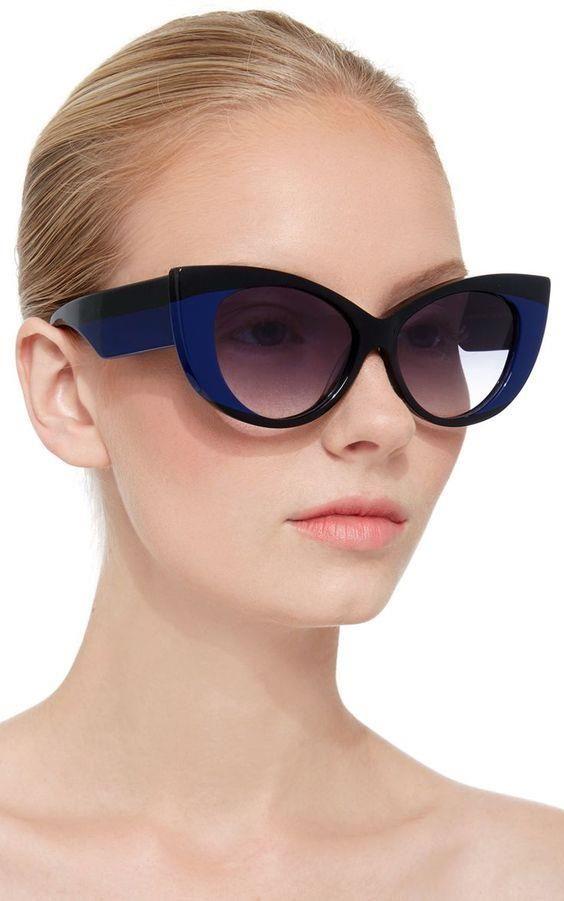 0d8736a98fb1c Cat Eye Gözlük Trendi /16 - Moda - Mahmure Foto Galeri | Fashion eye ...