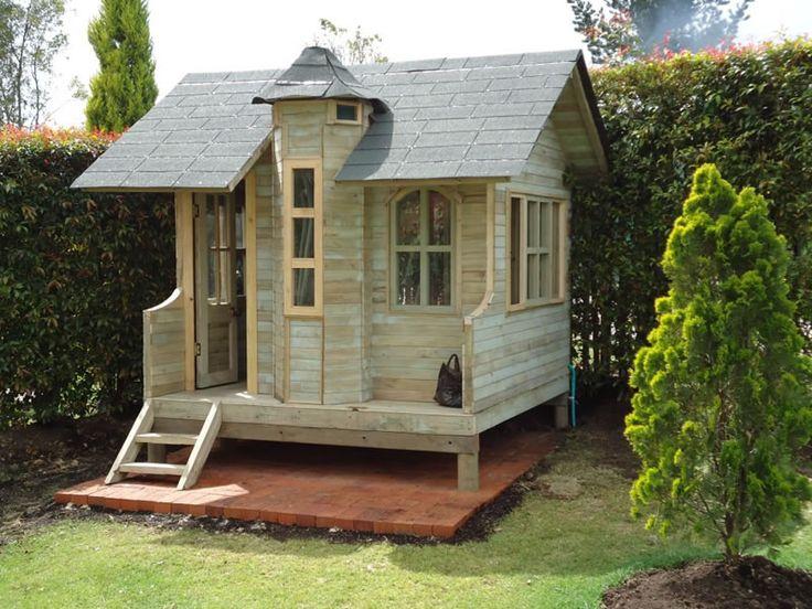 Casas de mu ecas buscar con google miniaturas for Casitas de madera para jardin para ninos