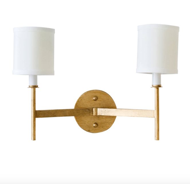 Worlds Away Randolph Wall Sconce