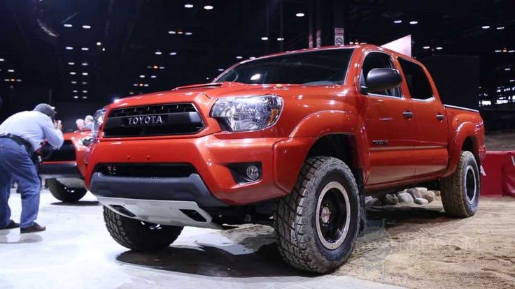 The New 2015 Toyota Tacoma Review