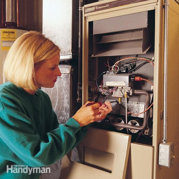 keep your furnace running efficiently and safely and prevent the hassle of breakdowns with a few simple maintenance procedures. we'll walk you through a series of simple steps that will keep it in tiptop shape. the entire maintenance operation takes less than three hours and costs only a few dollars