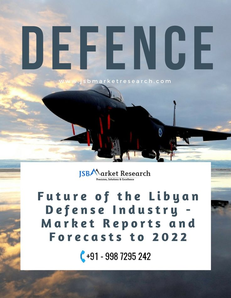 Defense Industry Analysis Report - Future of the Libyan Defense Industry 2022.  The Future of Libya Defense Industry - Market Attractiveness, Competitive Landscape and Forecasts to 2022, published by Strategic Defence Intelligence, provides readers with detailed analysis of both historic and forecast defense industry values, factors influencing demand, the challenges faced by industry participants, analysis of industry leading companies, and key news.