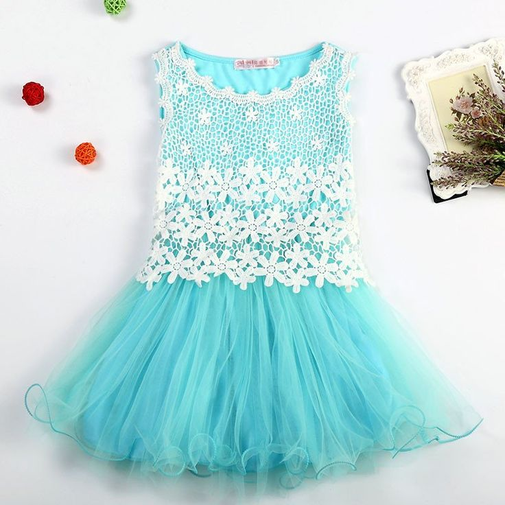 Tutu Flower Princess Birthday Party Wedding Lace Dress For Toddler and – BABY OBSESSIONS