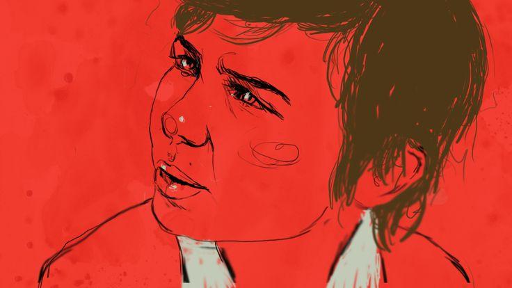 Mr. Nobody artwork by Sonia Zając