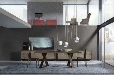 Zaffiro, tavolo di Presotto | lartdevivre - arredamento online
