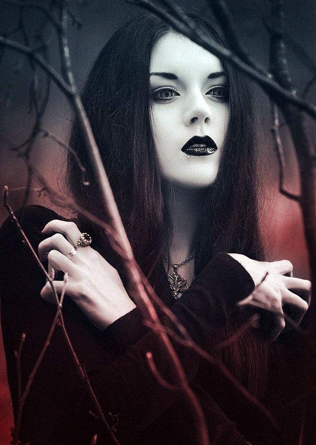 Картинки вампиры готические