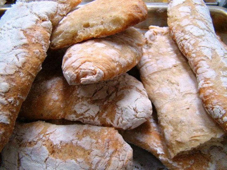 O Mago das Panelas - Chef Paulinho Pecora: Pão Ciabatta - Receita, Origem e História