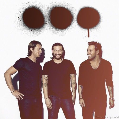 Swedish House Mafia...my new obsession ;)
