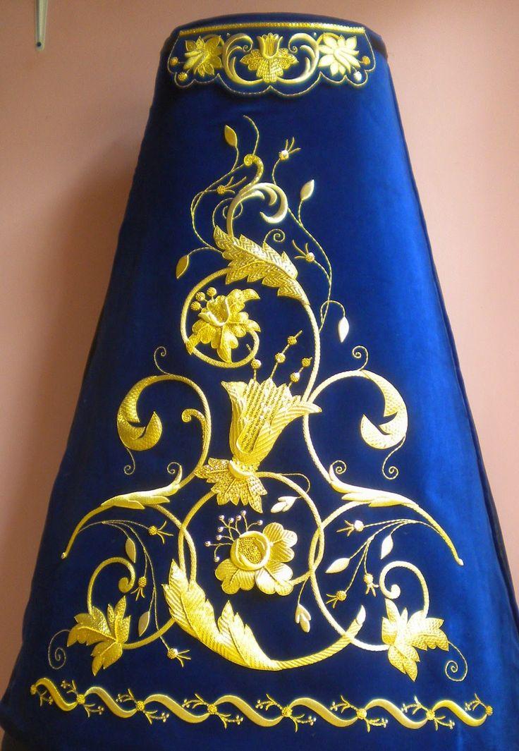 Taller de bordado Sebastián Marchante