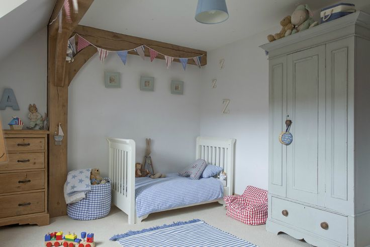 way cute cottage toddler room