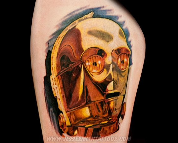 PO tattoo from Ink Masters