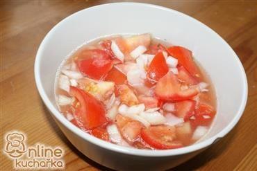 Rajčatový salát I.