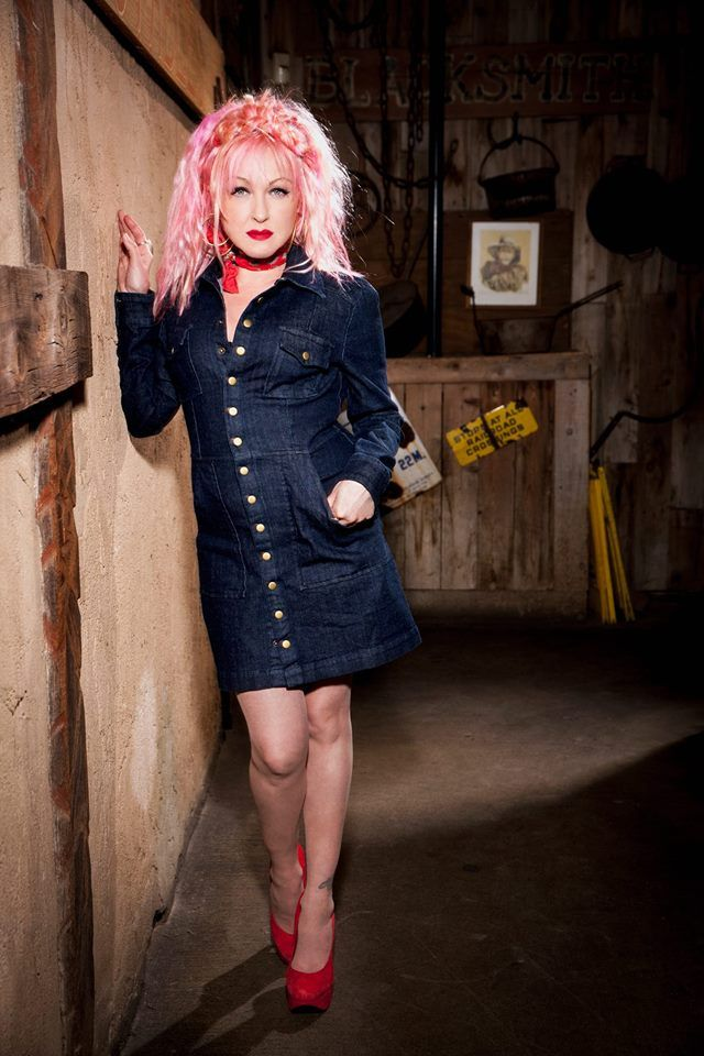 Cyndi+Lauper+Announces+New+Album+&+U.S.+Tour