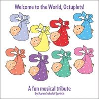 A really fun album about the Suleman octuplets!