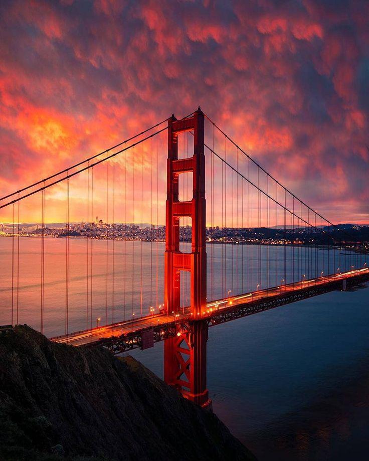 Golden gate bridge united states travel golden gate