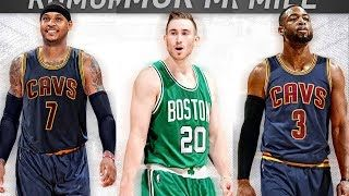 Carmelo Anthony Joins LeBron James!? Gordon Hayward To The Celtics!? | NBA Free Agency News & Rumors