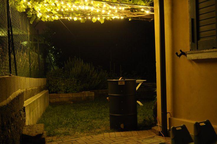 In the night garden #slowsmoker
