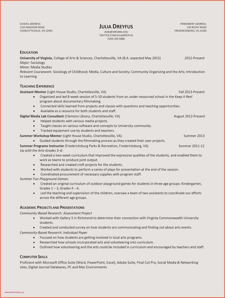 Veteran Federal Resume Samples Luxury Sample Federal