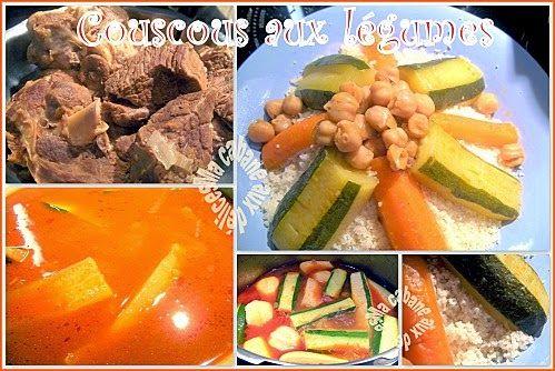 Recette couscous marocain aux legumes et pois chiches Bonjour. Un bon Recette couscous marocain aux légumes : ça faisait un bout de temps que j'en avais envie. Les Recette couscous marocain légumes : des carottes, navets, courgettes (car je n'avais pas de cardons). Certaines personnes pensent que... LIRE LA SUIVRE http://www.le-couscous-marocain.com/2014/08/recette-couscous-marocain-aux-legumes.html