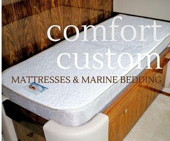 Custom Marine Bunk Mattress For Guest Crew Comfort Mattresses Custommade