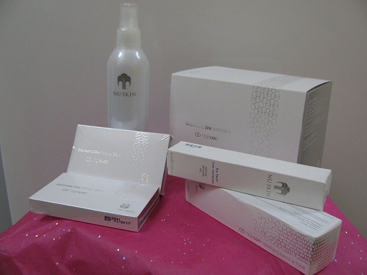 Nu Skin ageLOC Galvanic Spa II Package White All the benefits of your Spa Beauty at home, NOW with ageLOC. Contents: ageLOC Edition Galvanic  Read more http://cosmeticcastle.net/nu-skin-ageloc-galvanic-spa-ii-package-white/  Visit http://cosmeticcastle.net to read cosmetic reviews