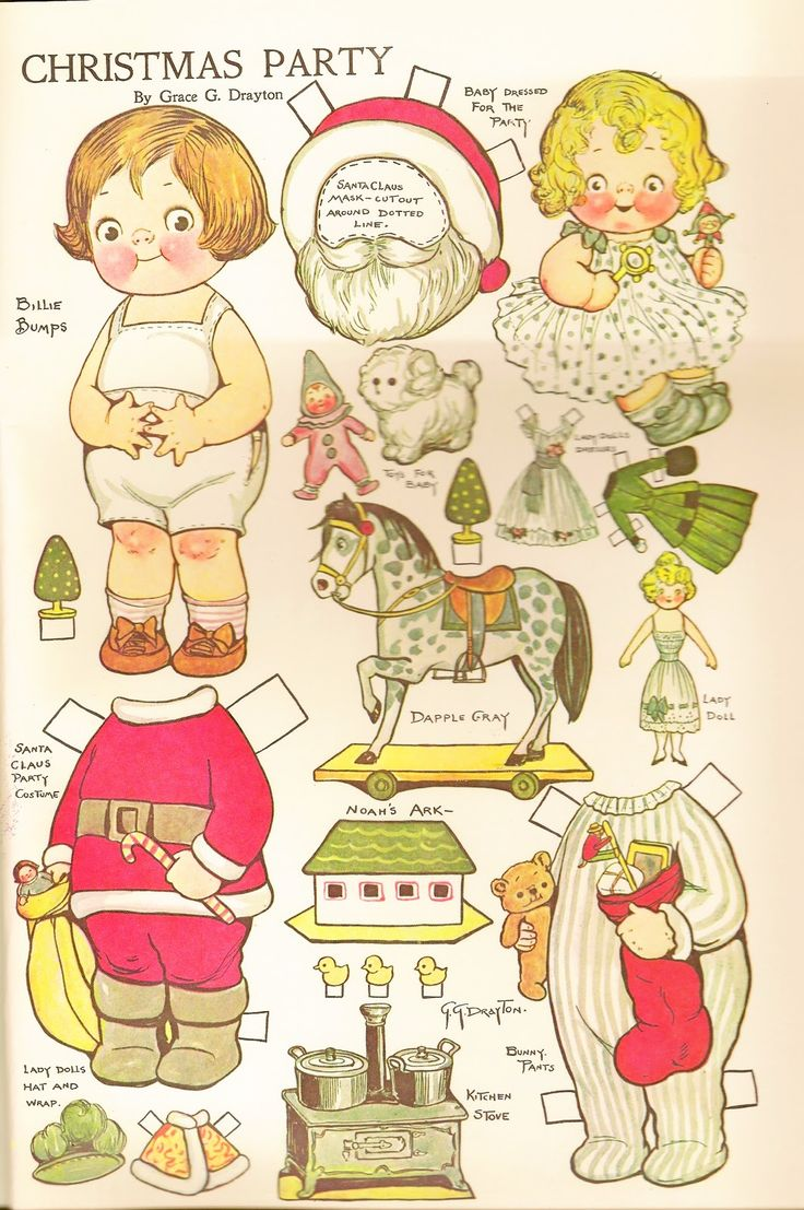 Free Dolly Dingle Paper Dolls | DOLLY DINGLE GIFT FOR YOU!