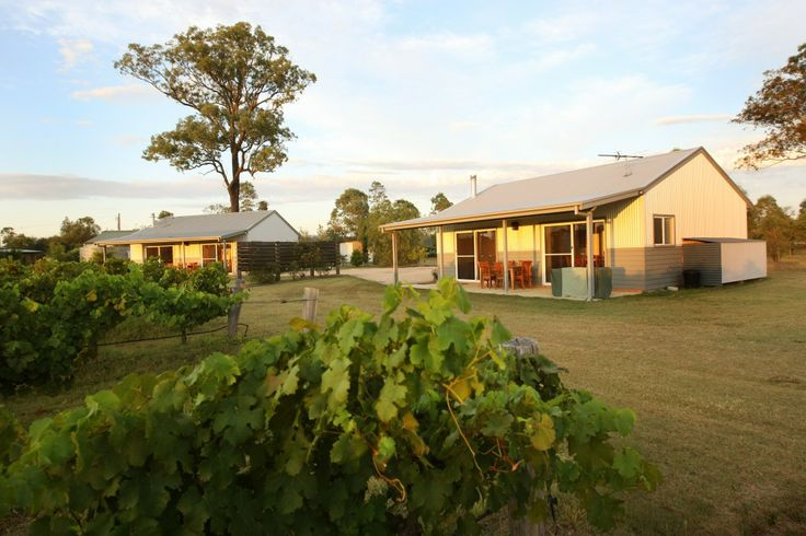 Emmas Self Contained Hunter Valley Accommodation in Quality Cottages set on a Winery in the Heart of the Lovedale Pokolbin Region NSW Just 2hrs fr...