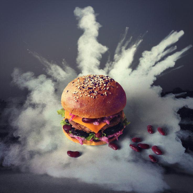 The FART & FURIOUS Burger.   http://fatandfuriousburger.com/