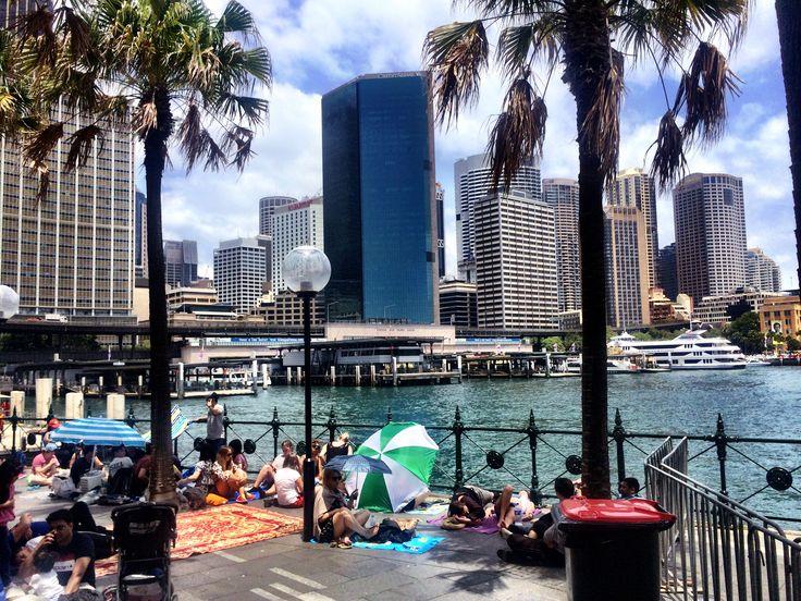 Sydney Circular Quai