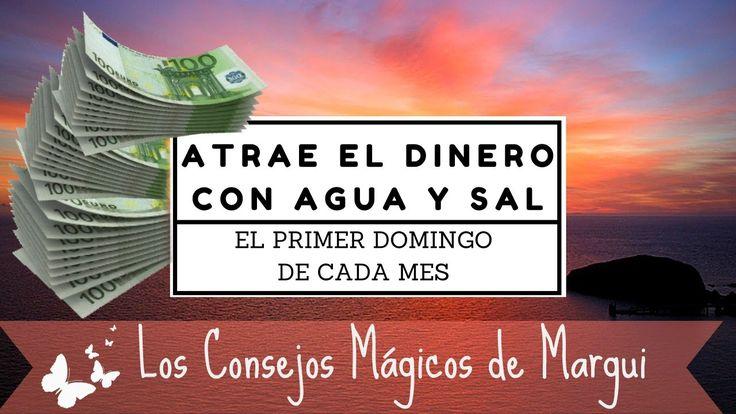 """Attrae denaro con acqua e sale """"MAGICO DEL CONSIGLIO"""" La prima Domenica ..."""