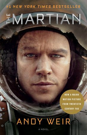 The Martian by Andy Weir | PenguinRandomHouse.com  Amazing book I had to share from Penguin Random House