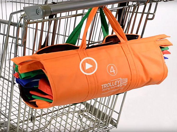 Esta invenção chega-nos da Austrália e promete ajudar a acabar com os sacos de plástico de supermercado. Uma ideia genial!