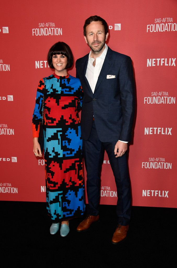 Dawn O'Porter Photos Photos - Dawn O'Porter and Chris O'Dowd attend the SAG-AFTRA Foundation Patron of the Artists Awards 2017 at the Wallis Annenberg Center for the Performing Arts on November 9, 2017 in Beverly Hills, California. SAG-AFTRA Foundation Patron of the Artists Awards 2017 - Arrivals