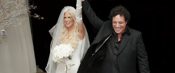 Neal Schon Marries Michaele Holt Salahi In Elaborate, Live, Pay-Per-View Wedding Because Of Course