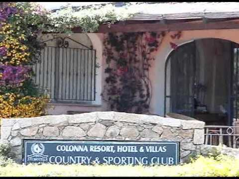 "Отель ""Colonna Resort Country & Sporting Club"", Олбия, Сардиния, Италия"