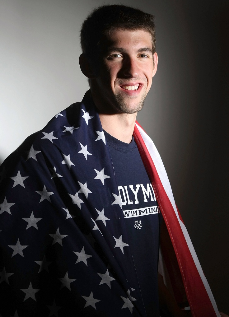 """The more you dream the more you achieve."" -- Michael Phelps, the greatest Olympian ever"