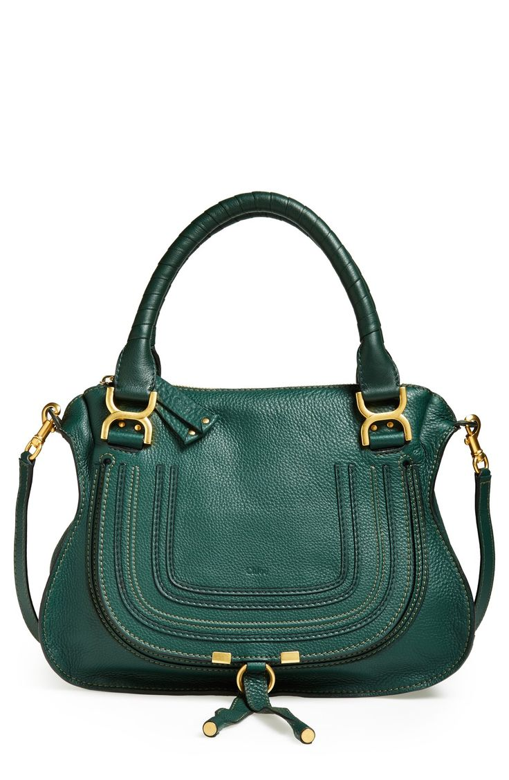 No handbag collection is complete without this gorgeous Chloe satchel.