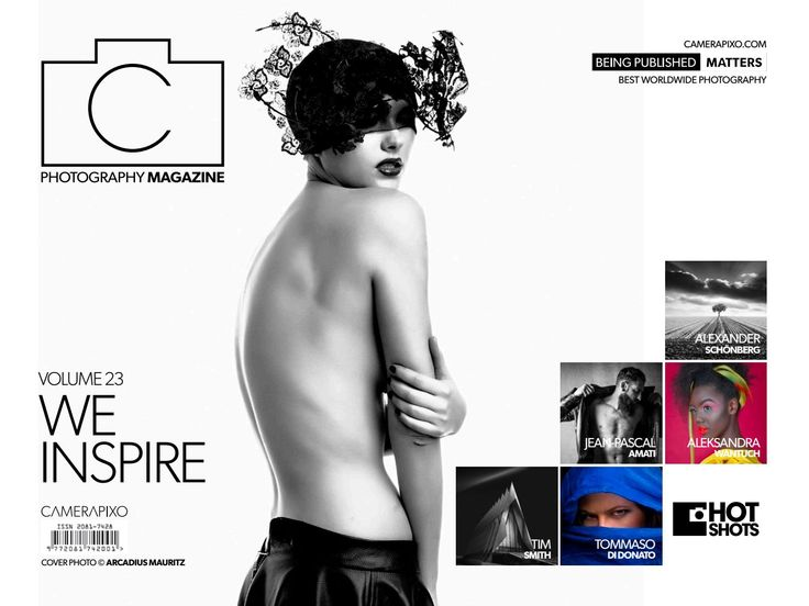 Camerapixo We Inspire HS23 photography magazine