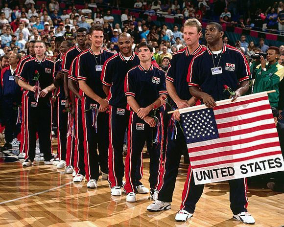 Flashback Friday: Olympic 1992 Dream Team | SneakerFiles