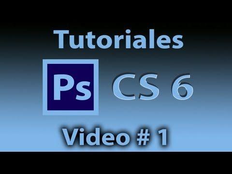 Tutorial Photoshop CS6 en Español 76 videos de 20 minutos aprox cada uno. Esta muy bien. TODA LA LISTA DE VIDEOS: https://www.youtube.com/playlist?list=PL88B36107A661AD43