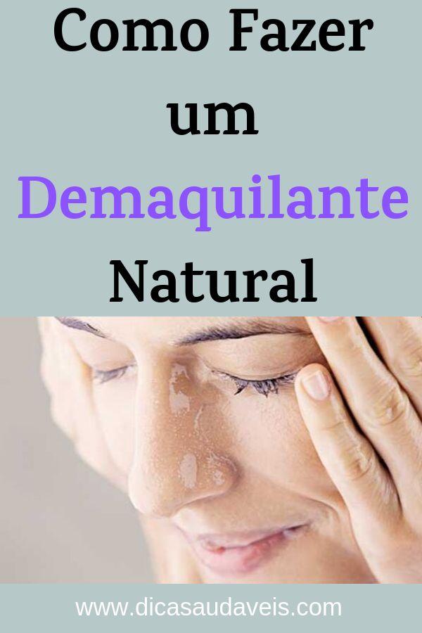 Como fazer um removedor de maquiagem natural #emocientista #hemograma #bestest # dicas de saúde …   – beleza natural