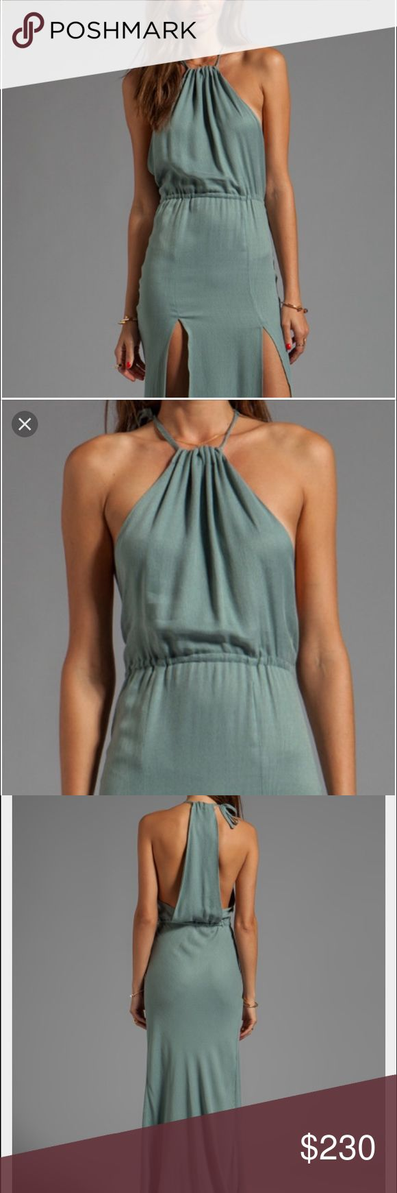 Stone Cold Fox Onx Dress PERFECT CONDITION! ✨ this dress is amazing. Worn once for a wedding, got so many compliments! Bought at Stone Cold Fox. Make me an offer ✨ Stone Cold Fox Dresses