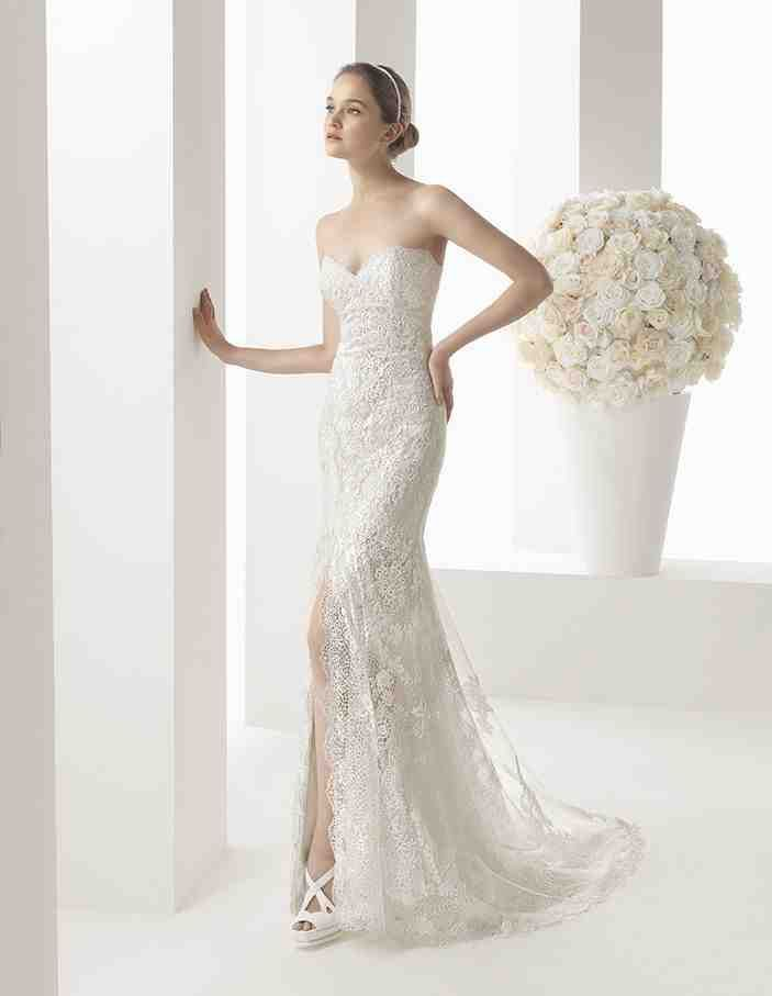 23 best petite wedding dresses images on pinterest for Best wedding dresses for petites